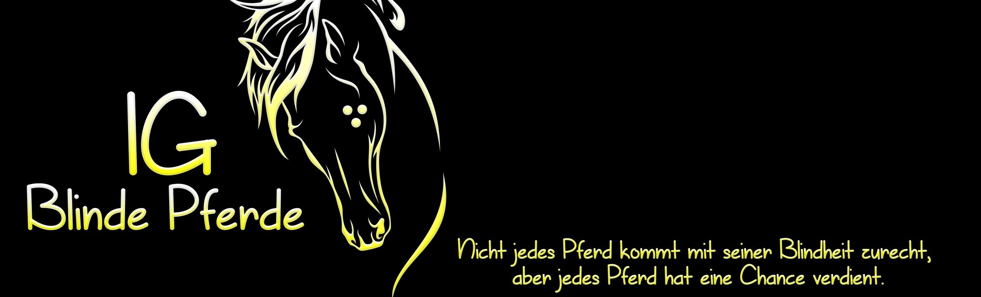 Interessengemeinschaft blinde Pferde e. V.